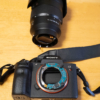 ソニー大三元標準ズームレンズFE24-70mm F2.8GMがポッキリ折れましたorz 修理可でした