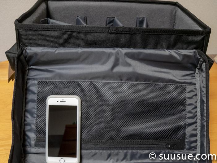 iPhone8でサイズ感を確認