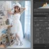 Lightroomでポートレート写真を現像する時のパラメータの意味と解説