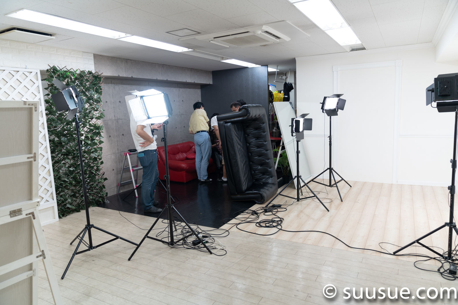 Studio Side7入口側