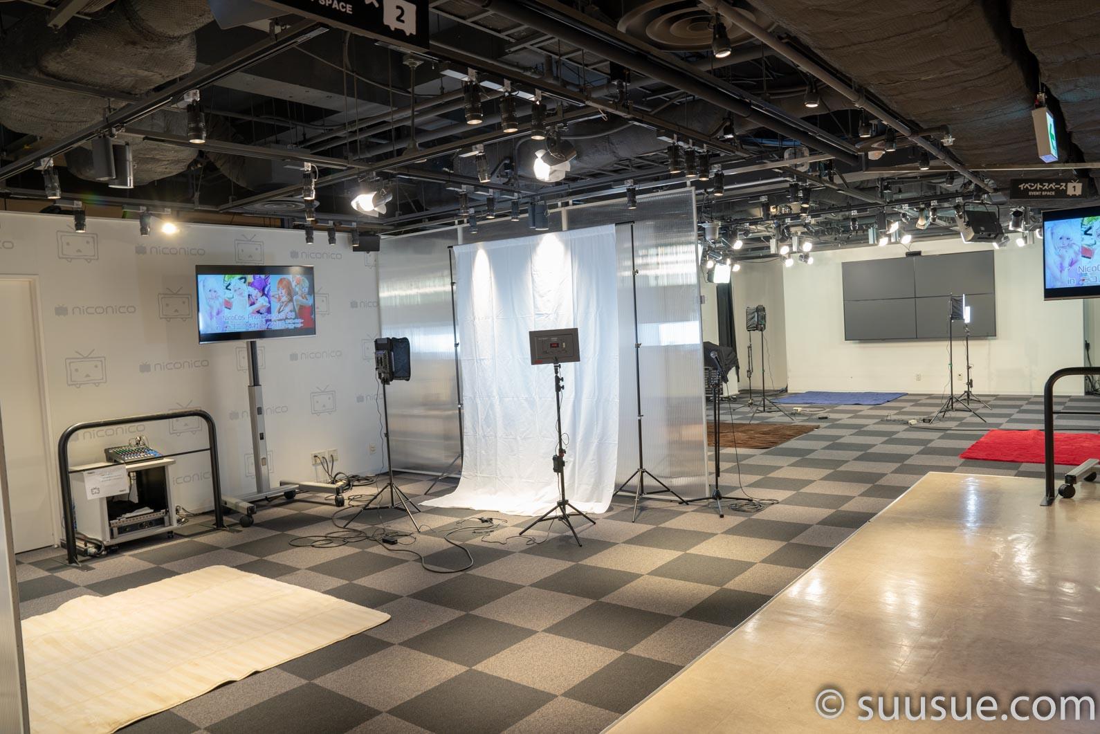 ニコニコ本社イベントスペース