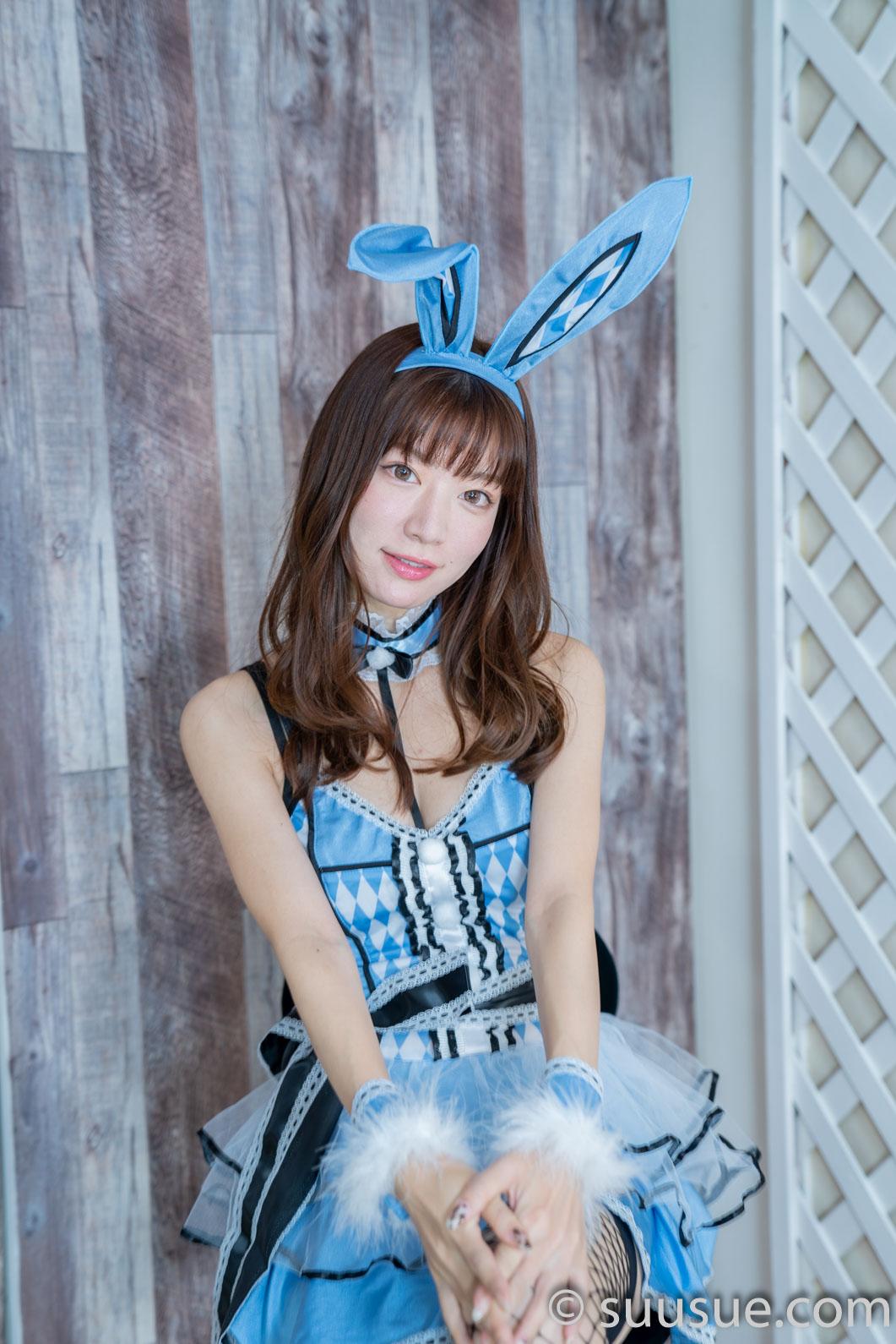 2018/10/28 NewType撮影会 小嶋みやび バニーガール