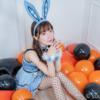 2018/10/28 NewType撮影会(小嶋みやび・バニーガール・ハロウィン)α7RⅢ