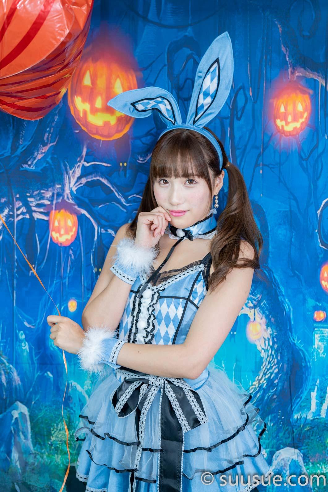 2018/10/28 NewType撮影会 空陸海ゆきな バニーガール