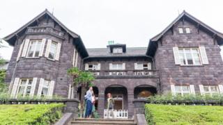 旧古河邸洋館