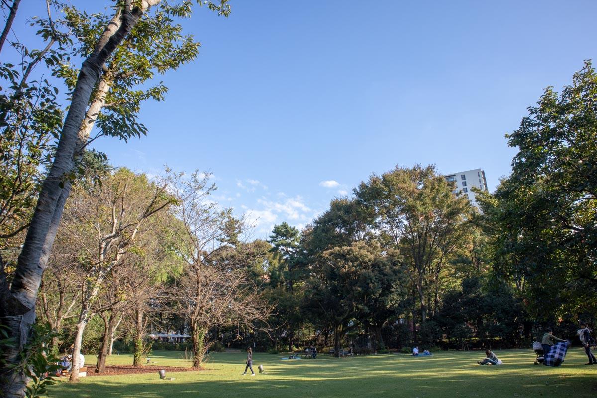 西洋庭園2