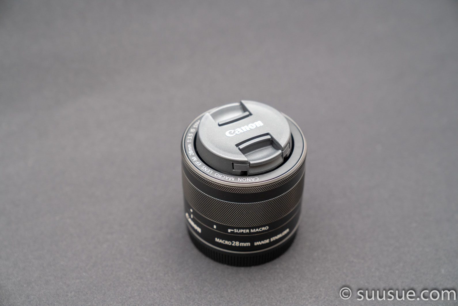 EF-M28mm F3.5 マクロ IS STM