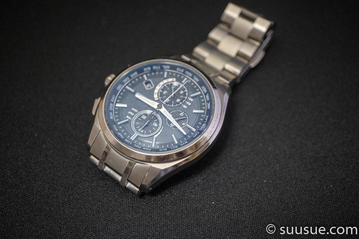 腕時計全体