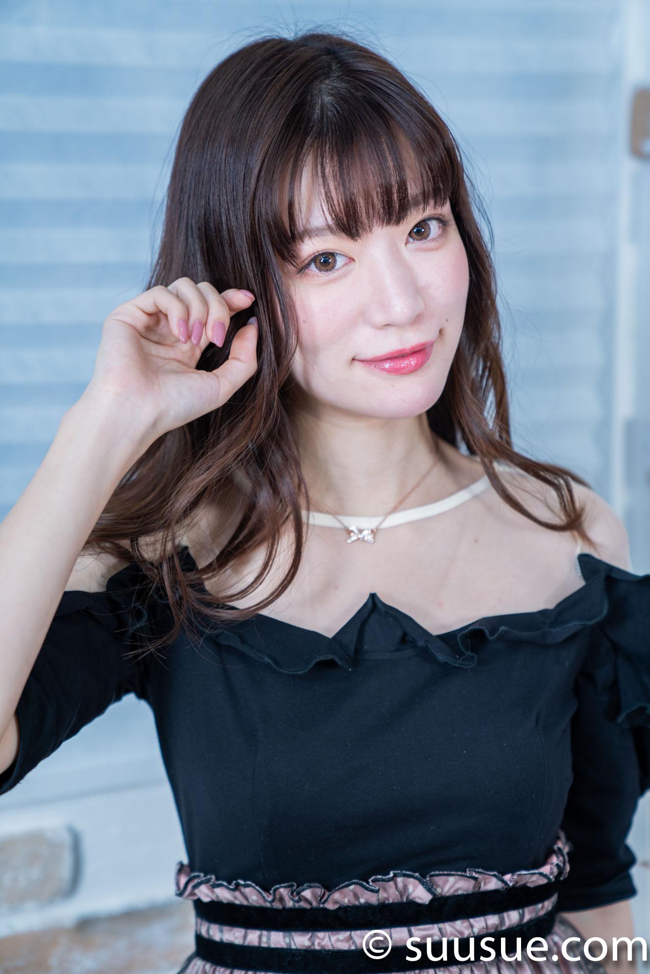2018/12/01NewType撮影会 小嶋みやび
