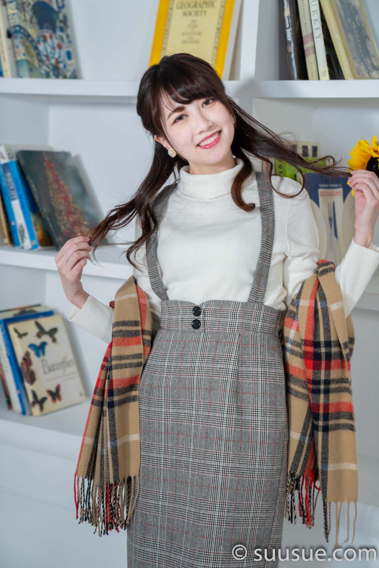 瀬谷ひかる 2018/12/29 NewType撮影会