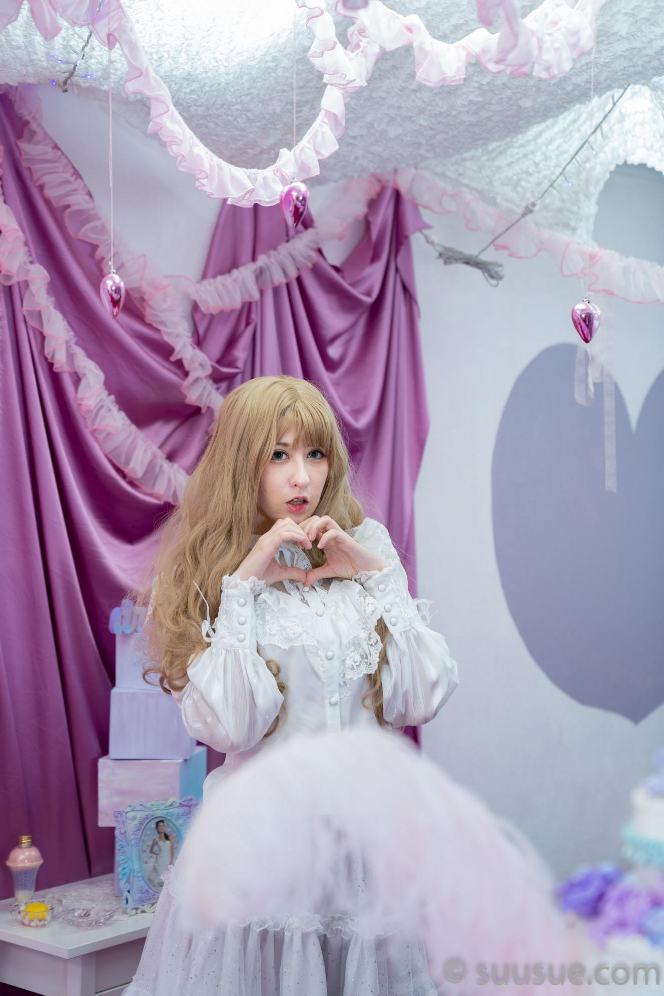 八雲聖 星降る衣装 2019/01/14オレマカ撮影会