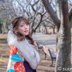 神尾美月 袴 2019/02/10 NewType撮影会