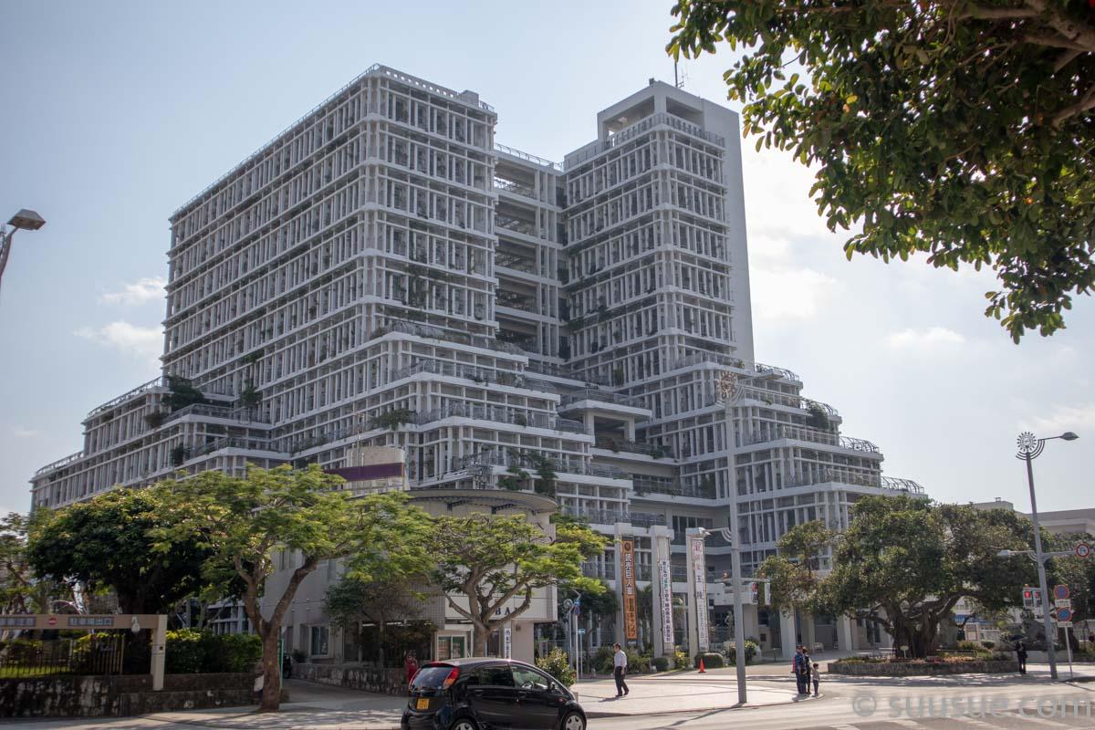 那覇市役所庁舎