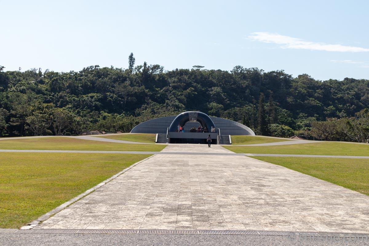 沖縄平和祈念公園平和の丘
