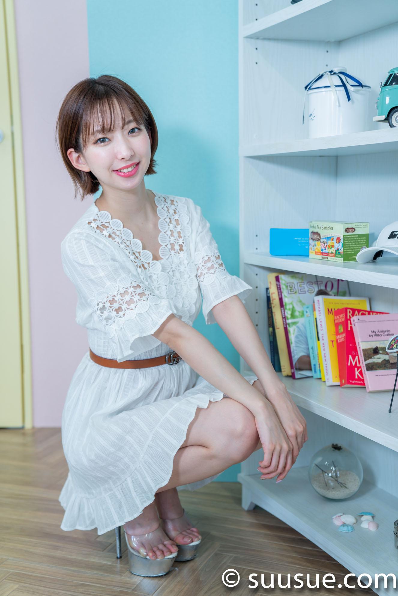 村上楓 2019/05/19 NewType撮影会 スタジオAxio