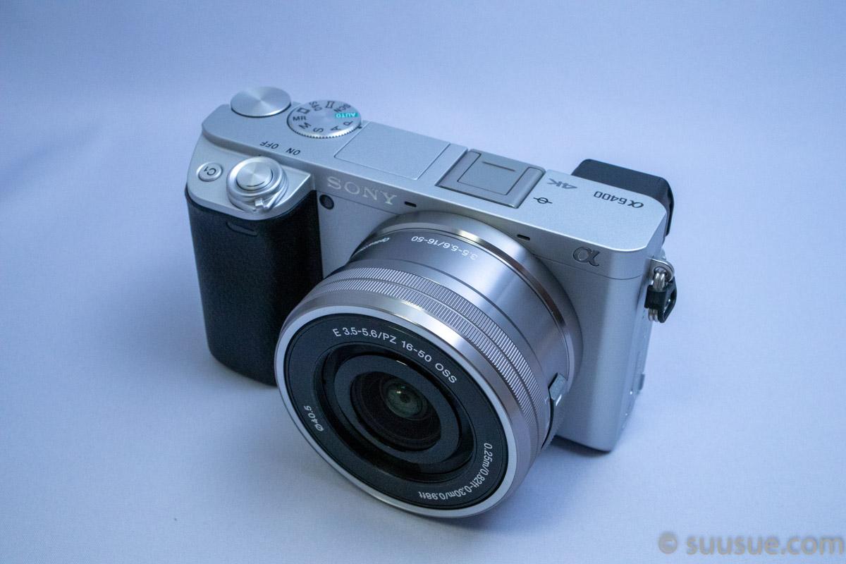 α6400+E PZ 16-50mm F3.5-5.6 OSS (SELP1650)
