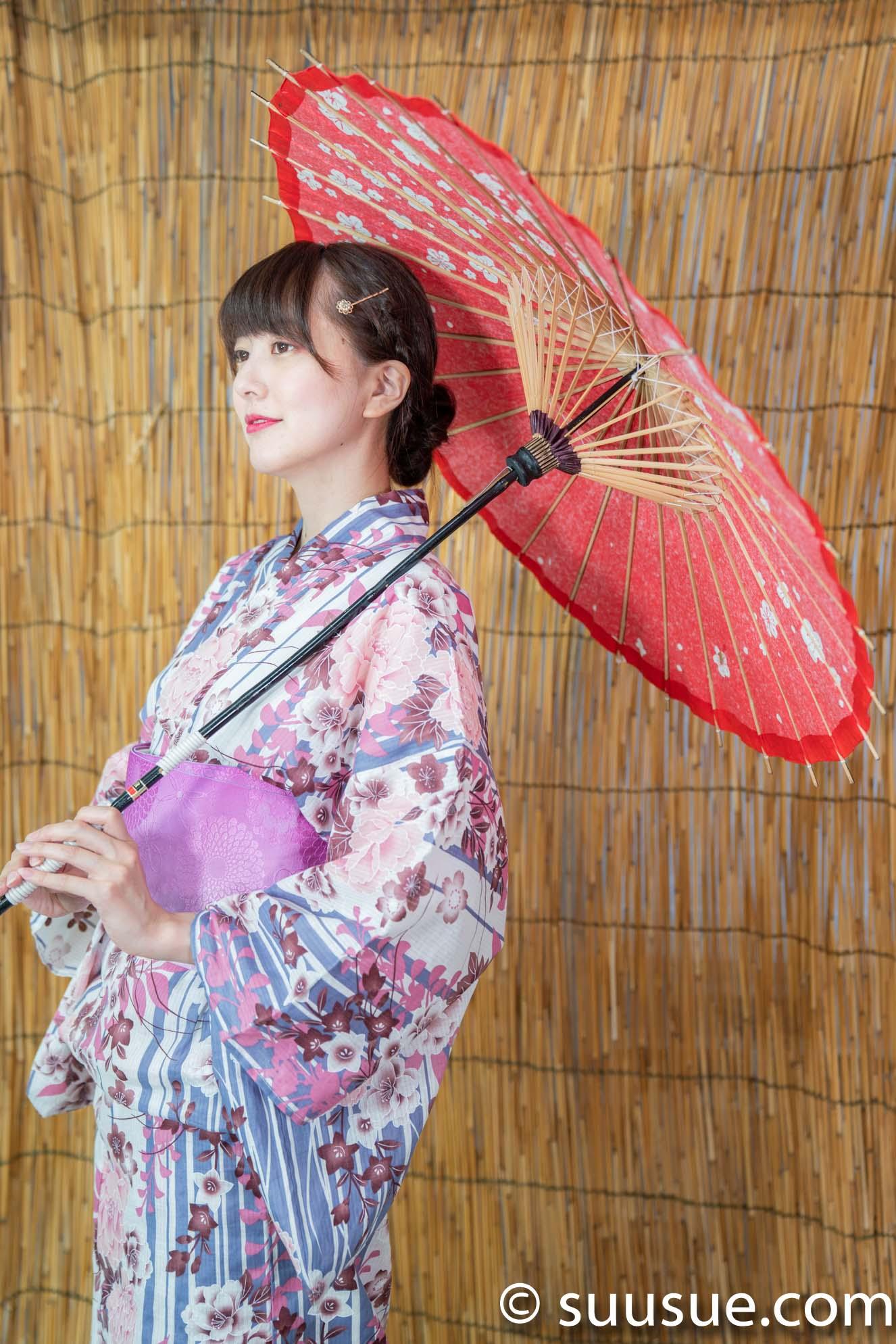 瀬谷ひかる 浴衣 2019/07/06 NewType撮影会