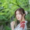 小嶋みやび 浴衣 2019/08/12 NewType撮影会