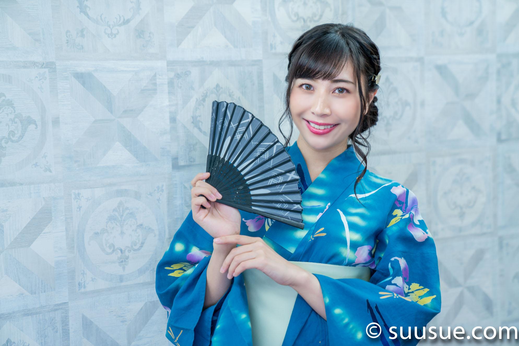緑川ちひろ 浴衣 2019/07/20 東京Lily撮影会