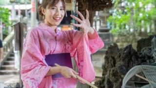空陸海ゆきな 浴衣 NewType撮影会 2019/08/12