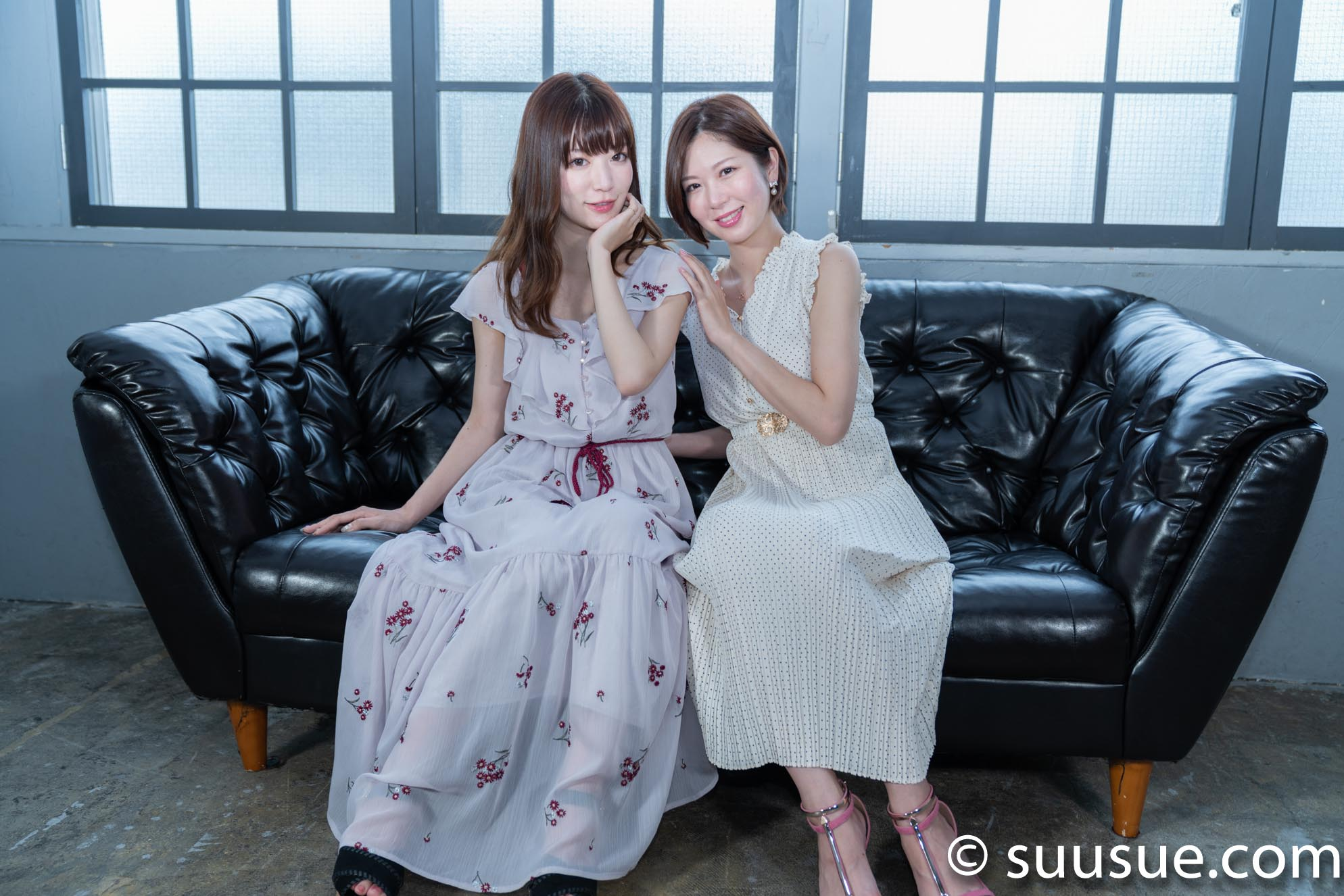 2018/07/28 NewType撮影会(小嶋みやび・蒼井桃香姉妹撮影会)