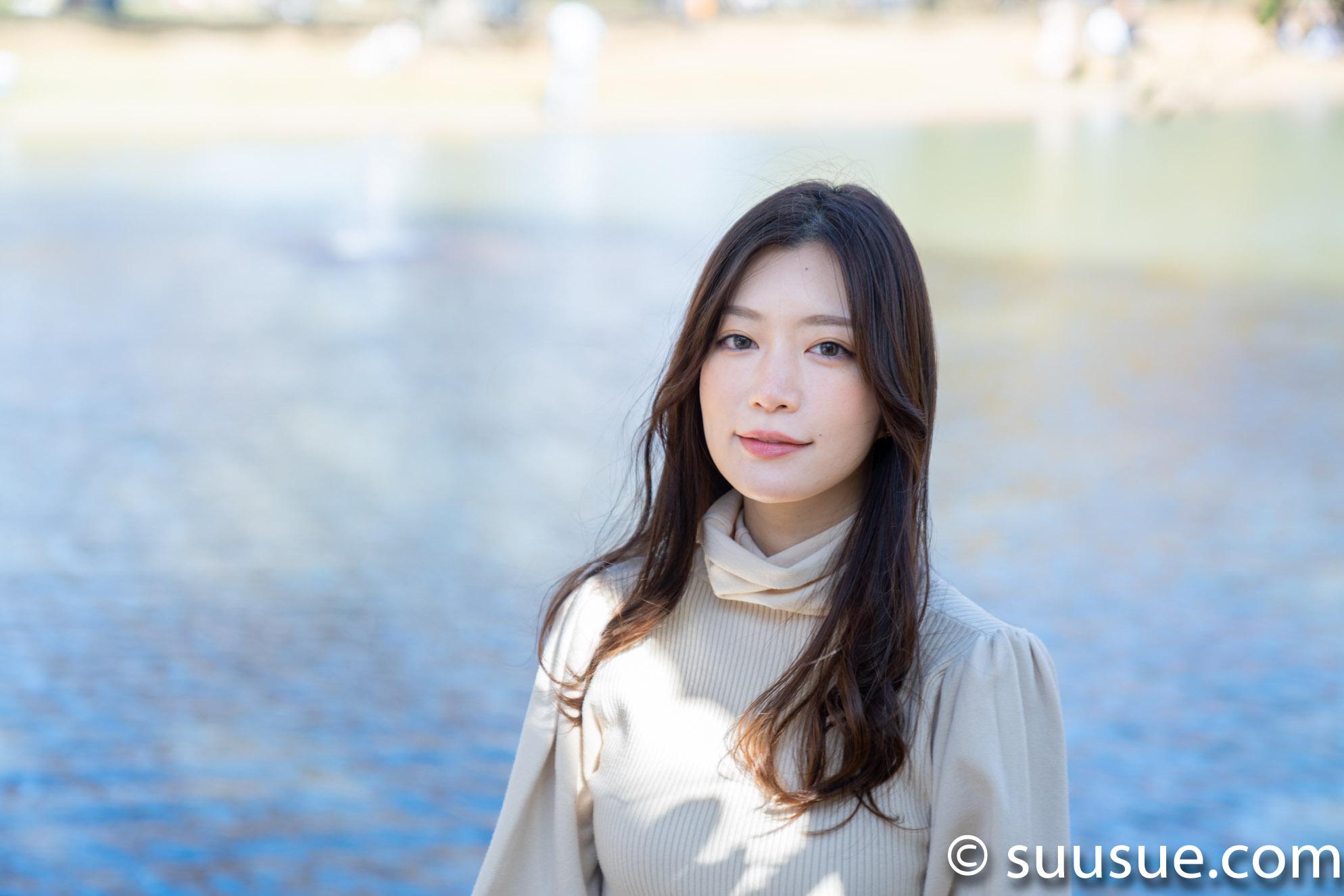小嶋みやび 2019/12/07 NewType撮影会 代々木公園