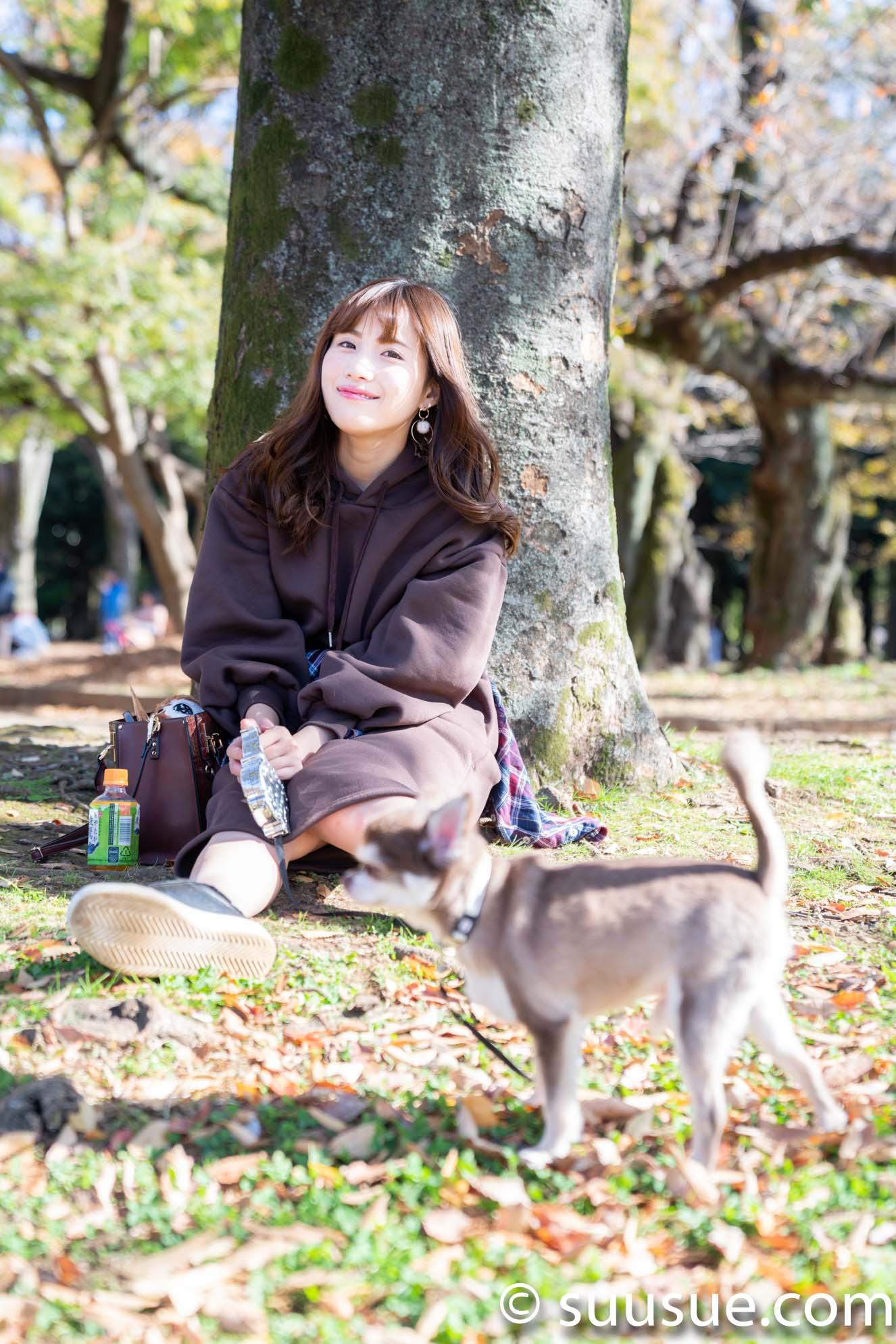 空陸海ゆきな 2019/11/17 NewType撮影会 バースデー撮影会 代々木公園