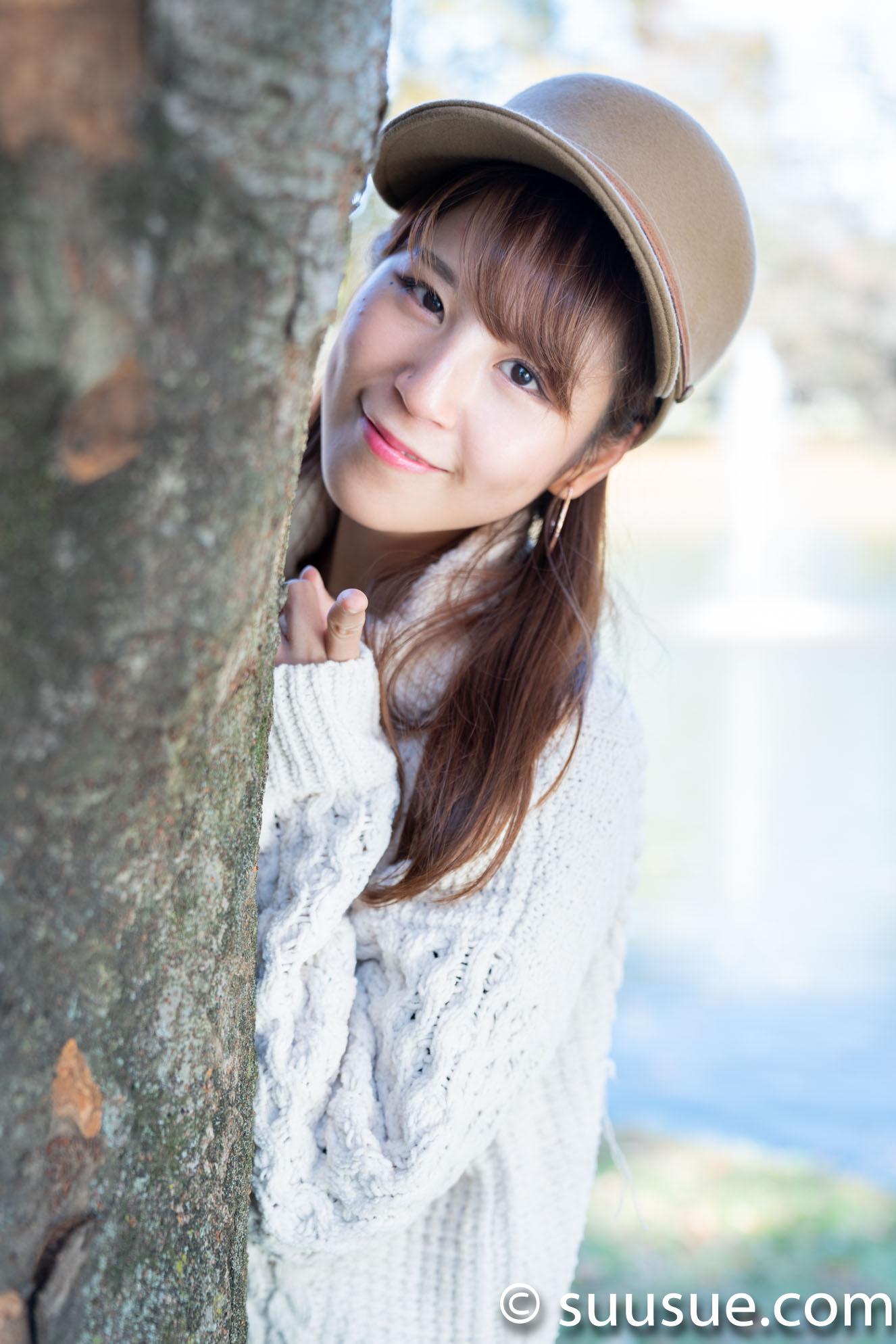 五十川ちほ 2019/11/17 NewType撮影会 バースデー撮影会 代々木公園