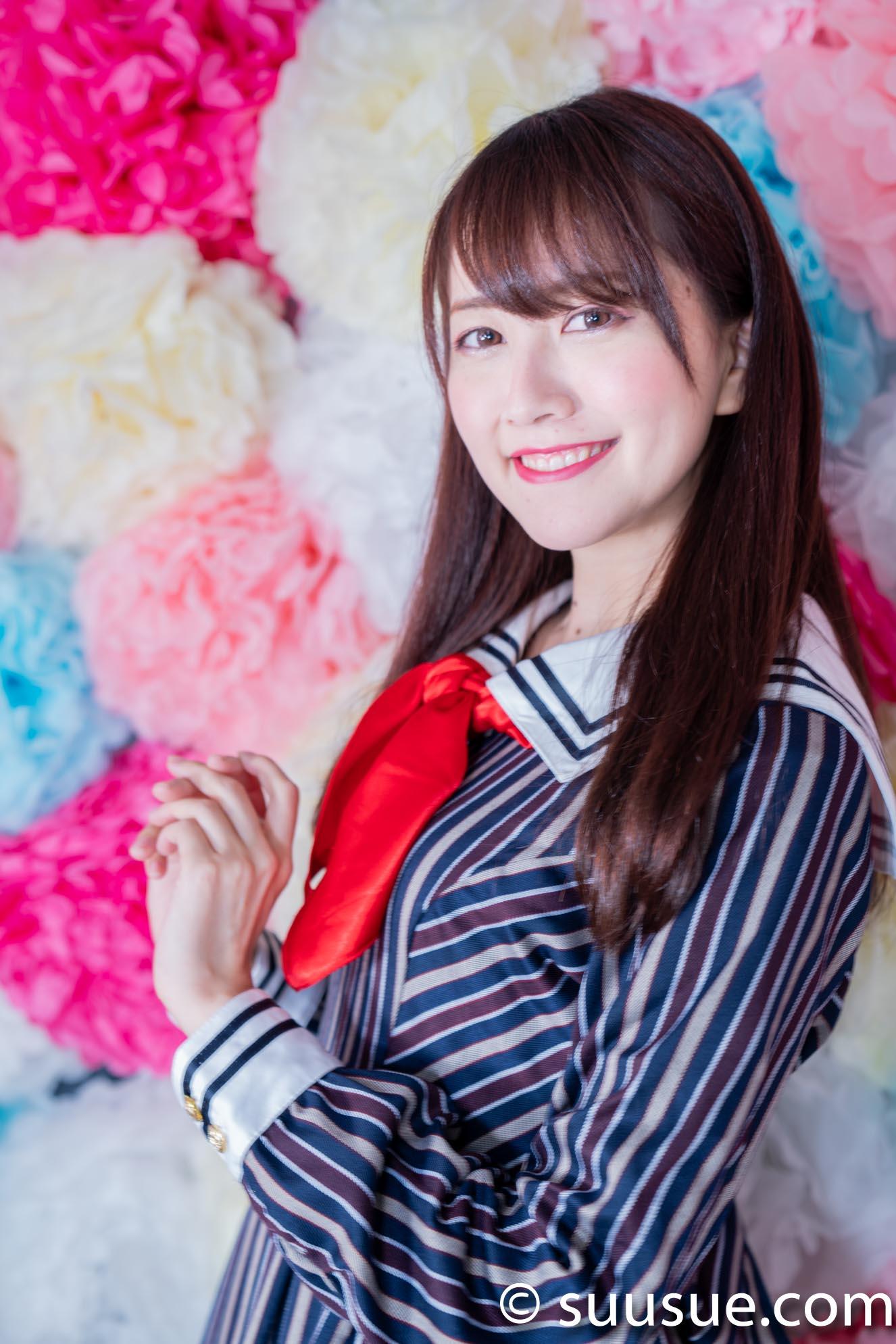 瀬谷ひかる 2019/11/24 NewType撮影会