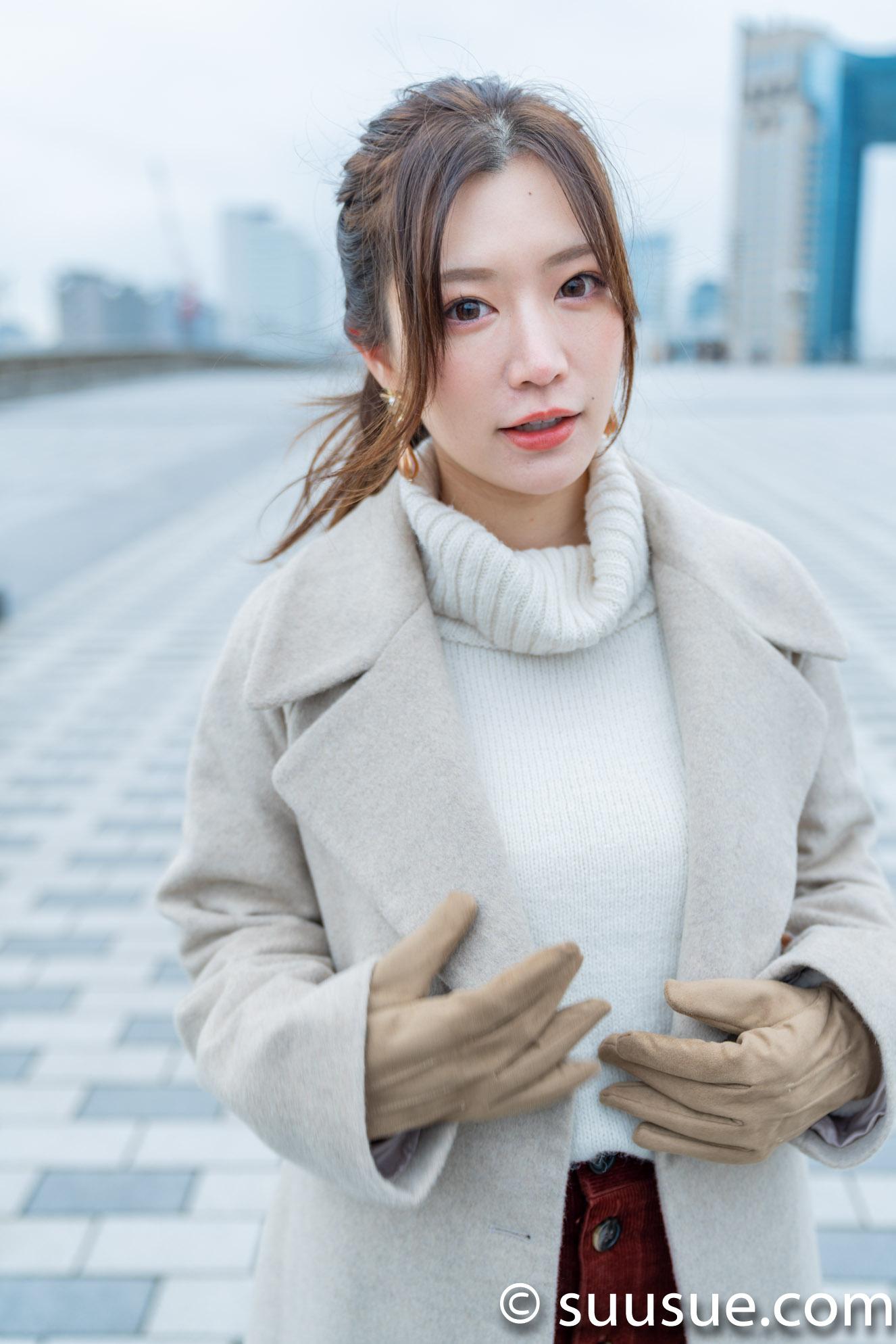 小嶋みやび 2019/12/07 NewType撮影会